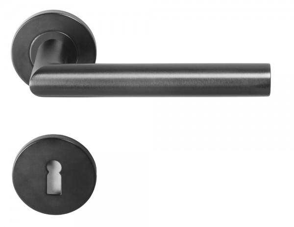 Türgriff schwarz Frankfurter Modell