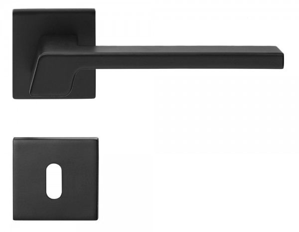 Q20 Black Türgriff matt schwarz